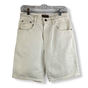 JEANS WEAR SHORT | White | Size 32